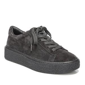 Vince Neela Platform Suede Sneakers